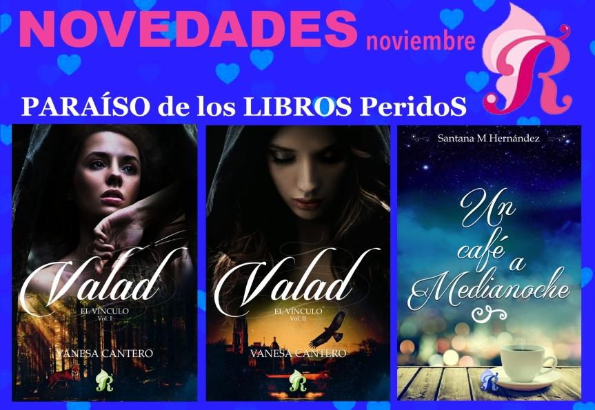 Novedades Romantic Ediciones – Noviembre2017